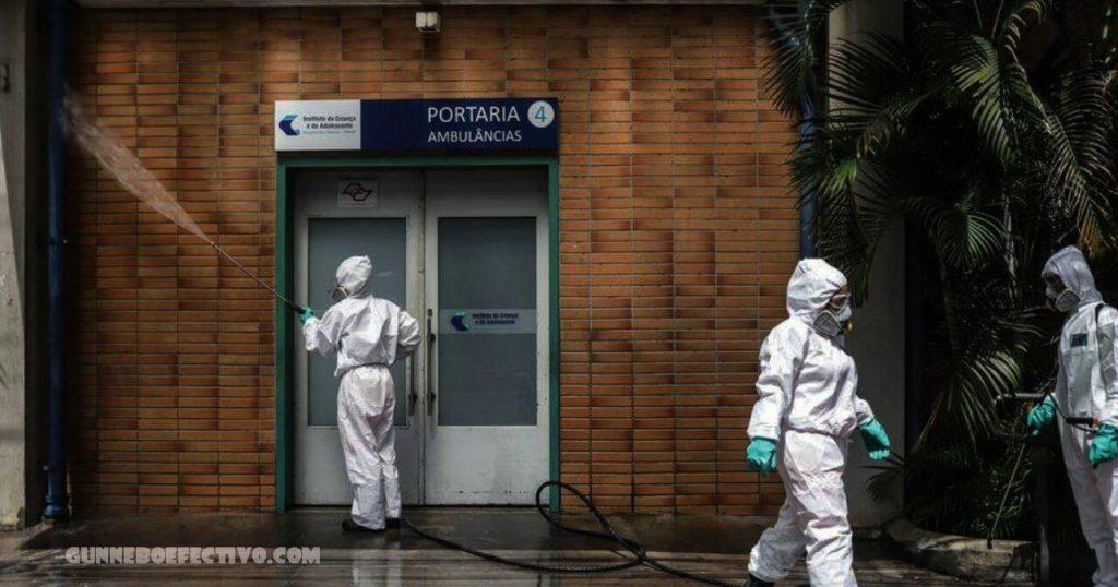 ผู้ติดเชื้อโควิด ของบราซิลทะลุ 5 ล้านคน เจ้าหน้าที่ระบุว่าผู้ติดเชื้อโคโรนาไวรัสในบราซิลได้รับการยืนยันแล้วกว่า 5 ล้านรายโดยมีผู้เสียชีวิต