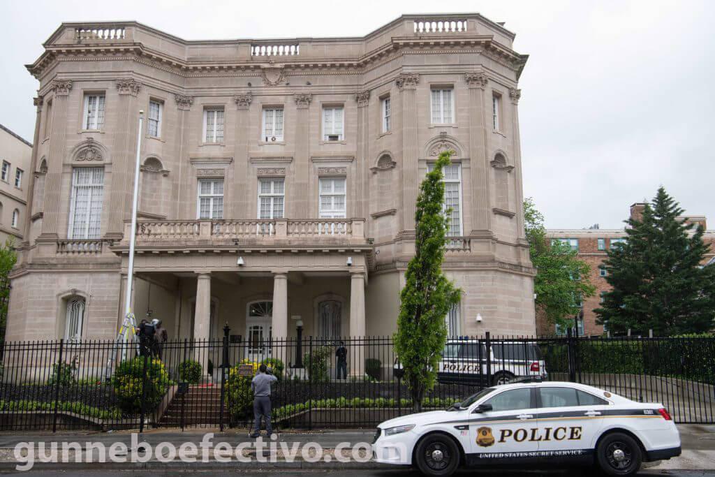 ตำรวจเบอร์ลิน สอบสวนคดีที่สถานทูตสหรัฐฯ ตำรวจในกรุงเบอร์ลินกล่าวว่าพวกเขากำลังสอบสวนหลังจากที่เจ้าหน้าที่สถานทูตสหรัฐฯ รายงาน